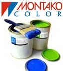 průmyslové barvy